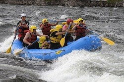 Dvorak has free rafting trips for kids age 5 to 12 this summer