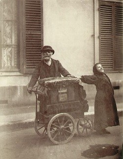 Paris, Atget