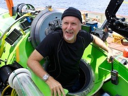 James Cameron completes dive of the Mariana Trench