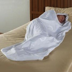skymall bed bug sleeping cocoon