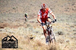 The Leadville 100 mountain bike race