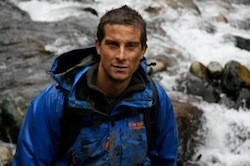 Bear Grylls is hosting a new reality show for NBC