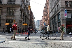 Outdoor Rise comes to New York City